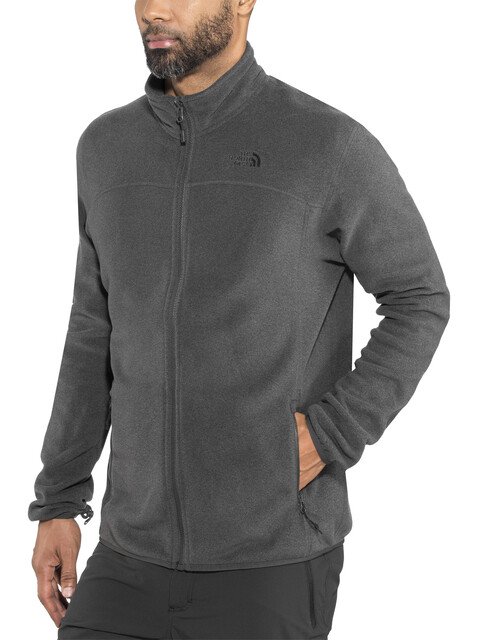 The North Face 100 Glacier - Chaqueta Hombre - gris